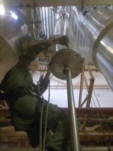 Окожушивание трубопроводов
