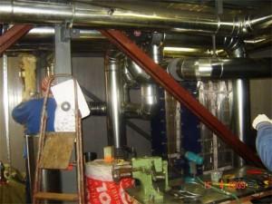 Изоляция трубопроводов котельных